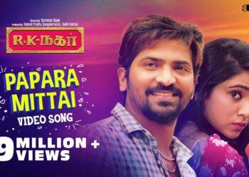 Papara Mittai Video Song HD | R K Nagar Movie Songs